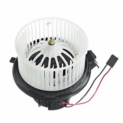 A-Premium Heater Blower Motor with Fan Cage Replacement for Mercedes-Benz C180 C200 C250 C300 C350 E200 E350 E400 E550 GLK300 E63 AMG