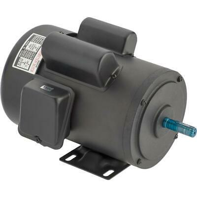 Grizzly G2535 Heavy-Duty Motor 1-1/2 HP Single-Phase 3450 RPM TEFC 110V/220V
