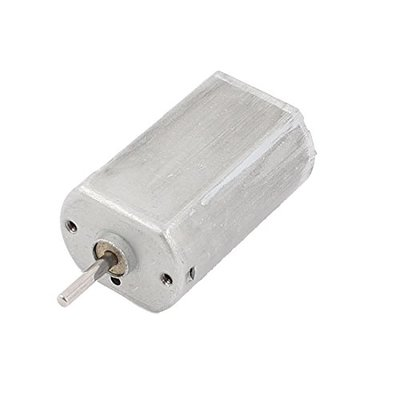 uxcell Spart Part DC 3-6V 6500rpm-12500rpm Magnet Electric Mini Motor for RC Airplane