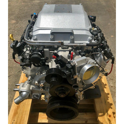 New GM Supercharged  6.2L LSA 556 HP Engine