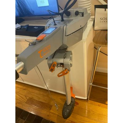 TorqeedoTravel 1003L (Long) Electric Outboard + 2 Batteries